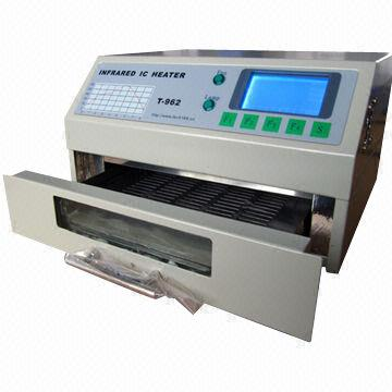 SMT Reflow Oven with Infrared Heater, Suitable for LED and IC Wave