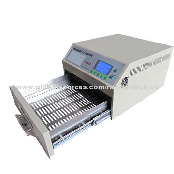T-962A Reflow Oven, Maximum Soldering Area 300x320mm