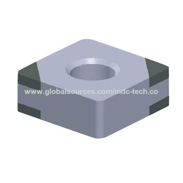 Various size super hard solid CBN cutting insert