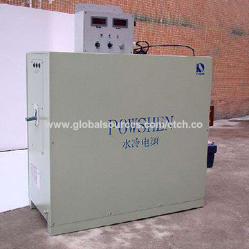 480kW modular chiller air cooled chiller for plating production line