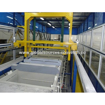 Chromium Electroplating Line made in China
