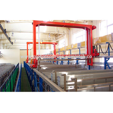 Golden Eagle Automatic Rack Plating Line in Economic & High Quality