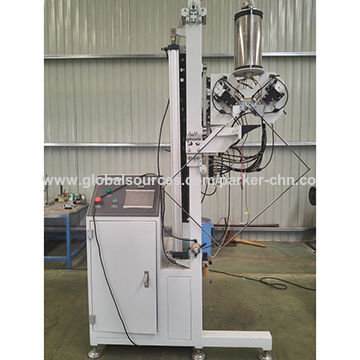 Automatic molecular sieve filling machine automatic desiccant filling for insulating glass