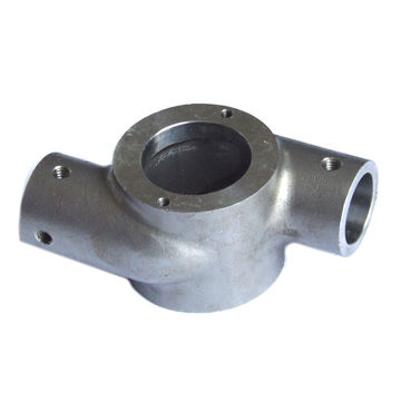 Investment casting for stainless steel parts and food processing machine